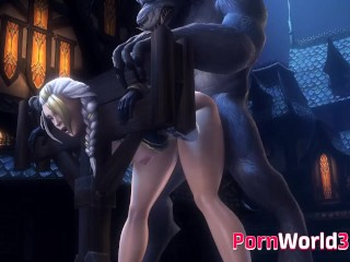 Heroes from Games Sex Compilation of 2020!