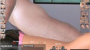 3D Sex Slave Anal Game