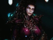 skyrim Queen of Blades Sarah Kerrigan porn